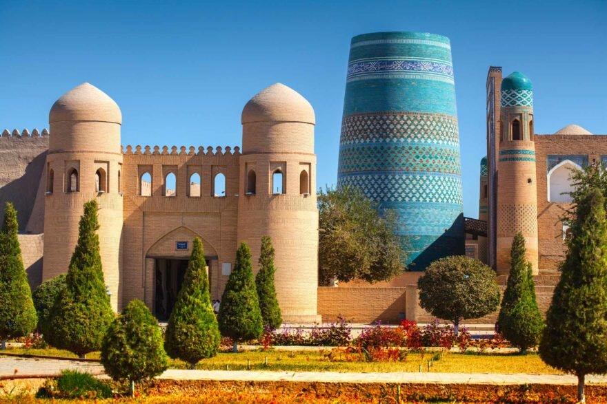 """Узбекистан тур """"Голубые купола""""  01.05.2019 г от 19000 сом"""