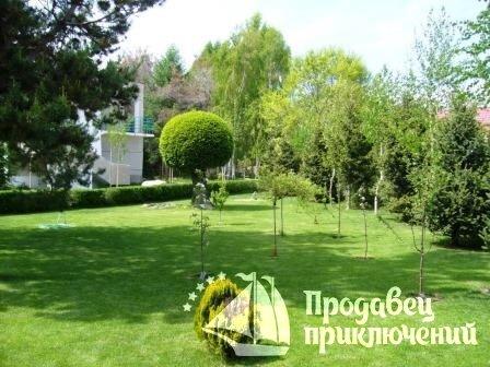 Озеро Иссык-куль, пансионат Мурок плюс