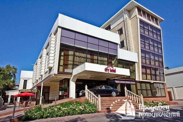 Hotel City Bishkek   Стоимость от 101$ за номер